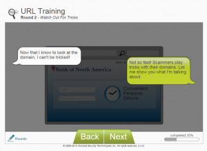 URL Training