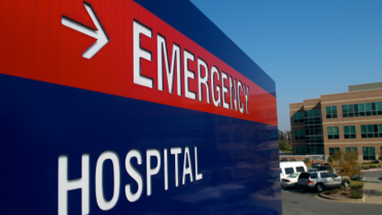 blue-emergency-sign
